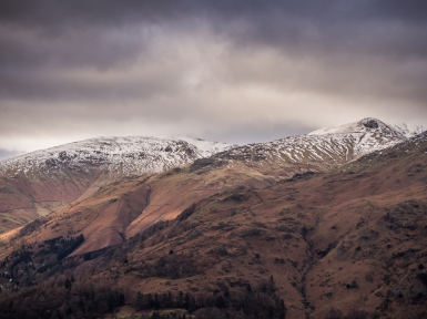Rydal Fell, Great Rigg and Fairfield