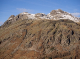 Langdale Pikes and Middlefell Buttress
