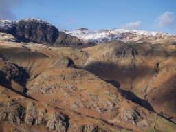 Pavey Ark and Tarn Crag