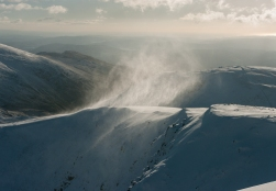 Spindrift on Dollywagon Pike