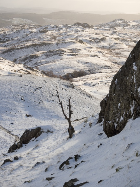 South from Wetherlam