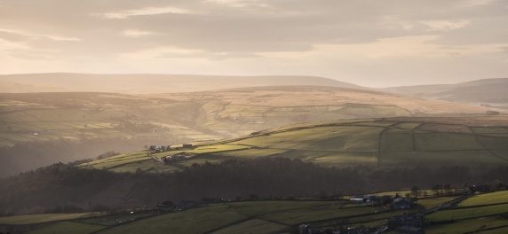 Calderdale looking South