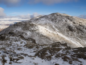 Black Sails and Wetherlam from Swirl How