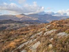 The Snowdon Range