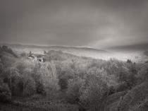 Above the hamlet of Ivelet, near Gunnerside, in Swaledale